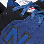 New Balance M577SBK Sneakers Ink photo- 7