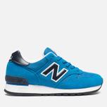 Мужские кроссовки New Balance M670SBK Cobalt Blue фото- 0