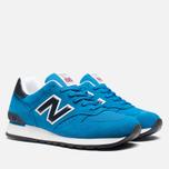 Мужские кроссовки New Balance M670SBK Cobalt Blue фото- 1