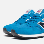 Мужские кроссовки New Balance M670SBK Cobalt Blue фото- 5