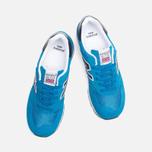 Мужские кроссовки New Balance M670SBK Cobalt Blue фото- 4