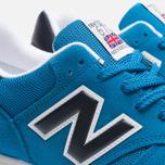 Мужские кроссовки New Balance M670SBK Cobalt Blue фото- 7