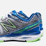 Мужские кроссовки New Balance M790WB3 Gray/Blue/Green фото- 6