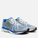 Мужские кроссовки New Balance M790WB3 Gray/Blue/Green фото- 1