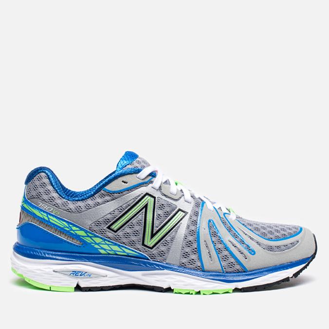 Мужские кроссовки New Balance M790WB3 Gray/Blue/Green