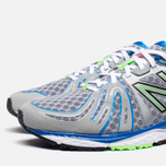 Мужские кроссовки New Balance M790WB3 Gray/Blue/Green фото- 5
