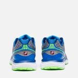 Мужские кроссовки New Balance M790WB3 Gray/Blue/Green фото- 3