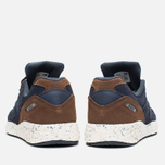 New Balance M988OF Sneakers Navy/Brown photo- 3