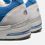 Мужские кроссовки New Balance M991BLW Blue фото- 6
