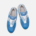 Мужские кроссовки New Balance M991BLW Blue фото- 4
