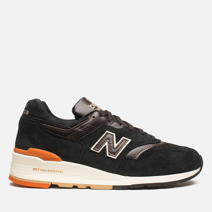 Мужские кроссовки New Balance M997PR Authors Pack Black/Brown