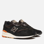 Мужские кроссовки New Balance M997PR Authors Pack Black/Brown фото- 1