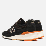 Мужские кроссовки New Balance M997PR Authors Pack Black/Brown фото- 2