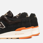 Мужские кроссовки New Balance M997PR Authors Pack Black/Brown фото- 6