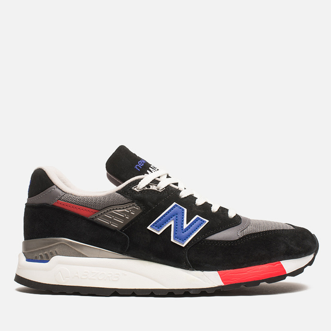Мужские кроссовки New Balance M998HL Catch 22 Black/Blue