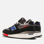 Мужские кроссовки New Balance M998HL Catch 22 Black/Blue фото- 2