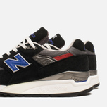 Мужские кроссовки New Balance M998HL Catch 22 Black/Blue фото- 6