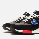Мужские кроссовки New Balance M998HL Catch 22 Black/Blue фото- 5