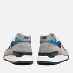 Мужские кроссовки New Balance M998MD Moby Dick Grey/Blue фото- 3