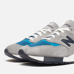 Мужские кроссовки New Balance M998MD Moby Dick Grey/Blue фото- 5