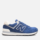 New Balance ML574SRB Sneakers Ink photo- 0