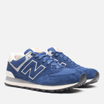New Balance ML574SRB Sneakers Ink photo- 1