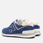 New Balance ML574SRB Sneakers Ink photo- 2