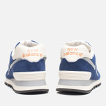 New Balance ML574SRB Sneakers Ink photo- 3