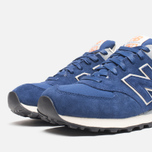 New Balance ML574SRB Sneakers Ink photo- 5