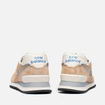 Мужские кроссовки New Balance ML574SRC Beige фото- 3