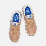 Мужские кроссовки New Balance ML574SRC Beige фото- 4