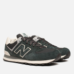 New Balance ML574SRK  Sneakers Green photo- 1