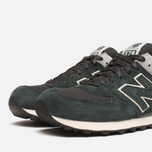 New Balance ML574SRK  Sneakers Green photo- 5