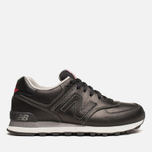 New Balance ML574UKD Sneakers Black photo- 0