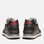 Мужские кроссовки New Balance ML574UKD Black фото- 3