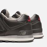 Мужские кроссовки New Balance ML574UKD Black фото- 6