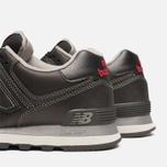 New Balance ML574UKD Sneakers Black photo- 6