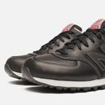 New Balance ML574UKD Sneakers Black photo- 5