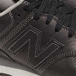 Мужские кроссовки New Balance ML574UKD Black фото- 7