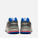 Мужские кроссовки New Balance ML999BSG Barber Shop Pack Grey/Red/Blue фото- 3