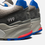 Мужские кроссовки New Balance ML999BSG Barber Shop Pack Grey/Red/Blue фото- 6