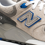Мужские кроссовки New Balance ML999BSG Barber Shop Pack Grey/Red/Blue фото- 7