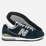 Мужские кроссовки New Balance MRL996AN Navy фото- 2