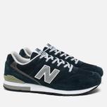 Мужские кроссовки New Balance MRL996AN Navy фото- 1