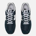 Мужские кроссовки New Balance MRL996AN Navy фото- 4