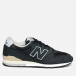 Кроссовки New Balance MRL996RB x BEAMS Black фото- 0