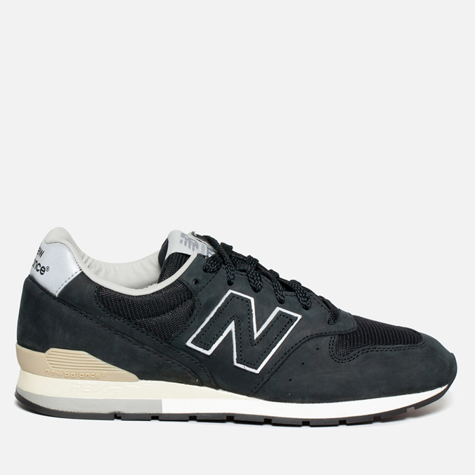 Кроссовки New Balance MRL996RB x BEAMS Black