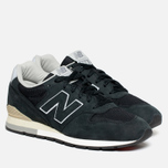 Кроссовки New Balance MRL996RB x BEAMS Black фото- 1