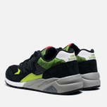 Мужские кроссовки New Balance MRT580SM x Mita Sneakers x SBTG Black/Green фото- 2