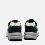 Мужские кроссовки New Balance MRT580SM x Mita Sneakers x SBTG Black/Green фото- 3